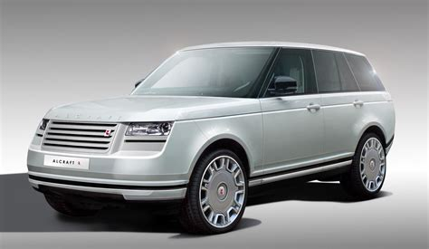 british range rover range rover suv redesigned by british coachbuilder alcraft