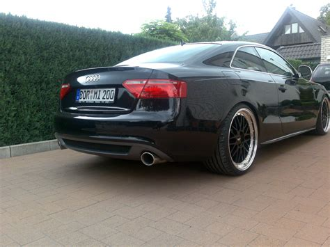 Audi A5 Qp by Audi A5 S5 With Custom Wheels Real Life Pictures Only