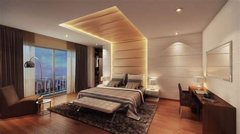 modern house master bedroom modern house