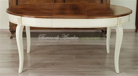 tavoli allungabili ovali tavoli ovali e rotondi allungabili tavoli