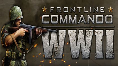 download game frontline commando mod apk revdl frontline commando ww2 mod apk 1 1 0 andropalace