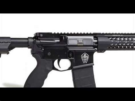 american spirit arms spr rifle overview ar15vault