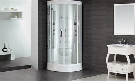 Benefits Of Steam Shower by The Top 5 Benefits Of Steam Showers Overstock