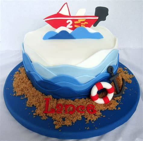 speed boat cake pan 25 best ideas about boat cake on pinterest nautical