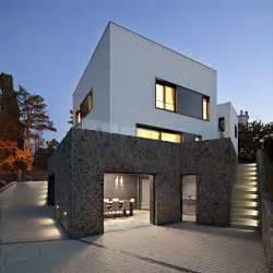 Dva Arhitekta architecture contemporary minimalist in best ideas of