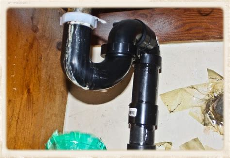Peed Plumbing by The Building Code Does Not Require A Trap So You May Use It As A