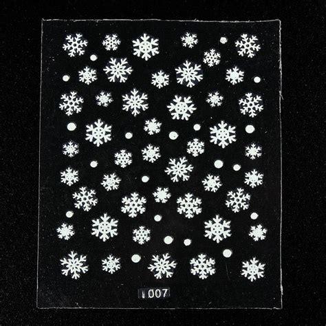 Nagel Stickers Kopen by Nagelstickers Kerst Kopen I Myxlshop Myxlshop Nl