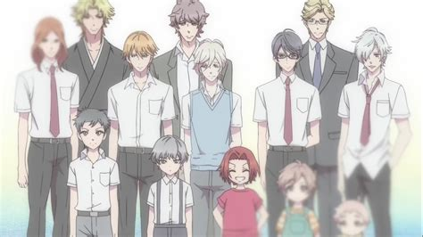 brothers conflict brothers conflict episode 9 v p my bubbletea time
