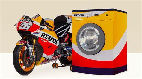 Mesin Cuci Rumah Tangga ediaaannn komparasi mesin balap honda motogp dengan