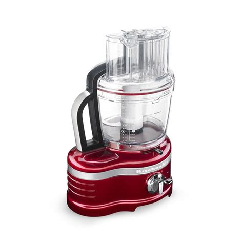 kitchenaid pro line food processor apple fast