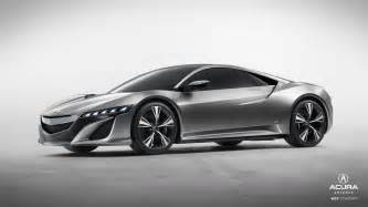 new cars wallpapers 2014 acura nsx wallpapers