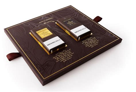 Special Edition Travel Dining Tray dunhill special reserve packaging by webb devlam 187 retail design