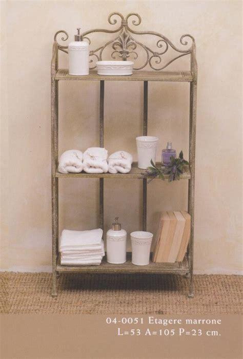 mobili in ferro battuto per bagno mobiletti e accessori bagno in ferro battuto hancock