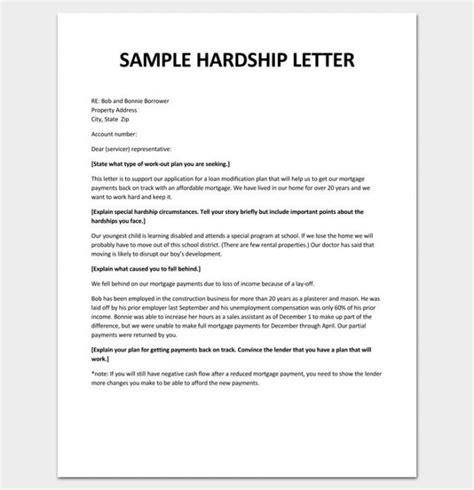 Hardship Transfer Letter Sle home affordable modification program hardship letter sle ftempo