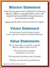8 personal mission and vision statement examples case