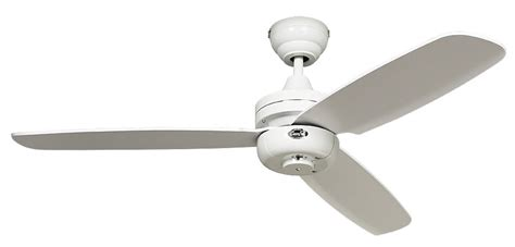 casafan ceiling fan nightflight white without light with