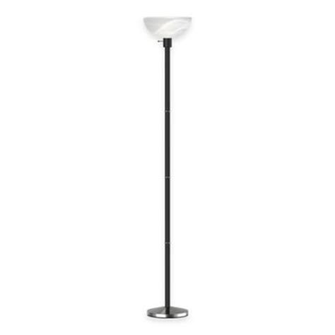 Black Torchiere Floor L by Buy Torchiere Floor Ls From Bed Bath Beyond