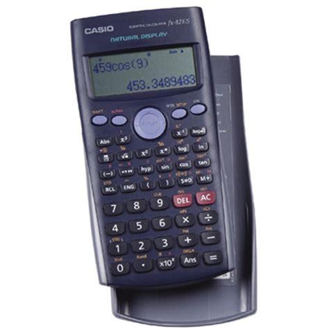 Casio Fx 82es Kalkulator Scientific calculadora cientifica casio fx 82es plus papeleria