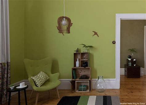 Interior Paint Colors Green Dulux Color Trends 2012 Popular Interior Paint Colors