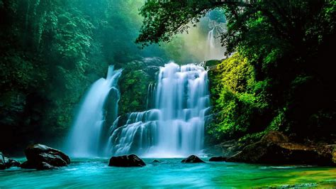 wallpaper desktop waterfall tropical waterfall backgrounds important wallpapers