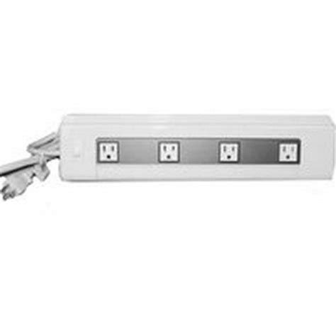 legrand under cabinet outlet strip legrand plugmold under cabinet power and lighting 8w