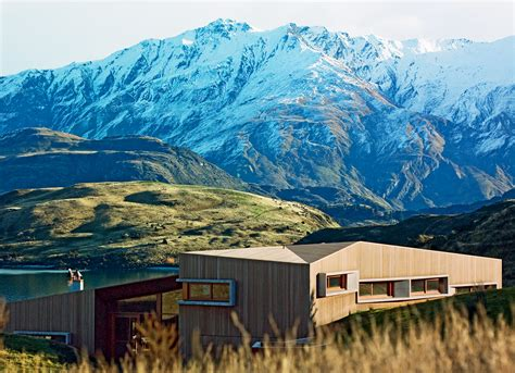 Diy Com Bedrooms 2010 Home Of The Year Stevens Lawson S Wanaka Geometry