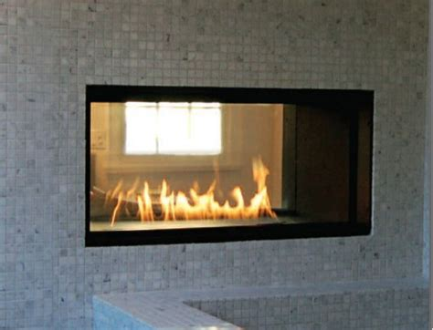 Two Sided Gas Fireplace Insert by Gas Fireplace Inserts Newhairstylesformen2014