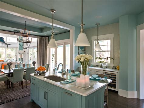 colorful kitchen ideas design best kitchen design 2013 coastal kitchen photos hgtv