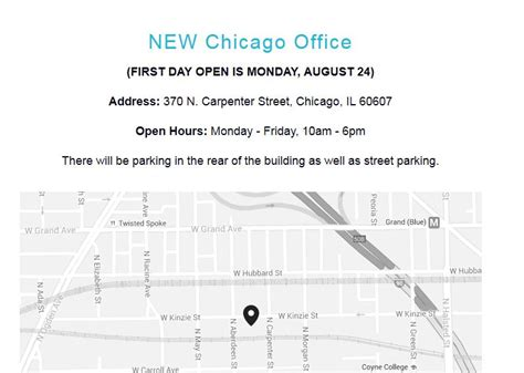 uber chicago office has new location uber drivers forum