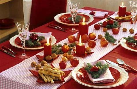 addobbo tavolo natalizio tavola di natale idee e trucchi per renderla perfetta
