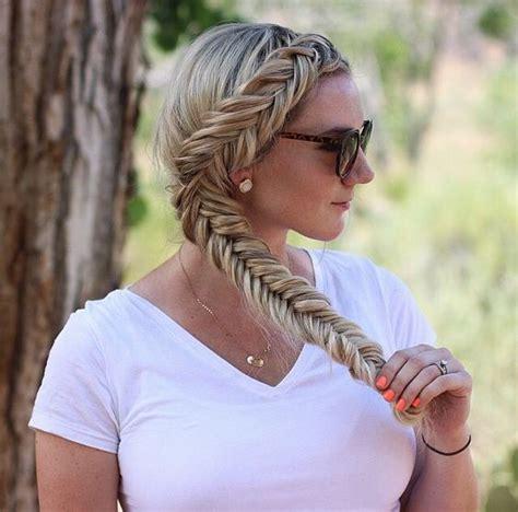fishtail braid hair gallery dutch fishtail braid fishtail and fishtail braids on