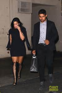 demi lovato et wilmer valderrama demi lovato wilmer valderrama have a date night after