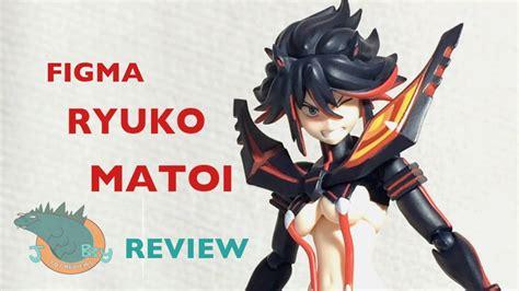 Figma Kill La Kill Ryuko Matoi Figure Max Factory Japanese Anime From figma kill la kill ryuko matoi review