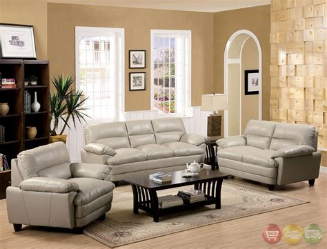 Taupe Living Room Furniture by Winston Traditional Light Taupe Living Room Set With Plush