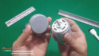 Pompa Air Mini Dinamo cara membuat pompa air mini power 12volt tutorial