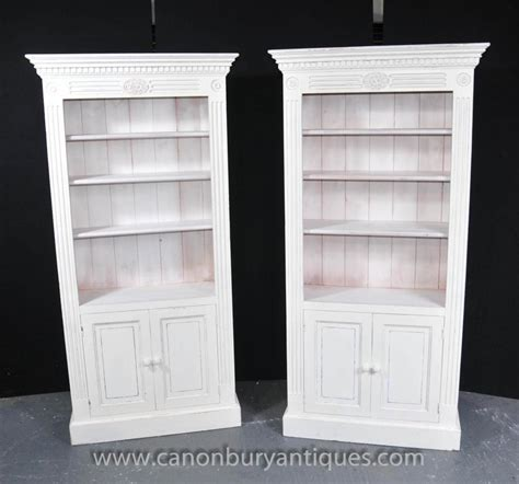 bookcases cabinet breakfront bookcase