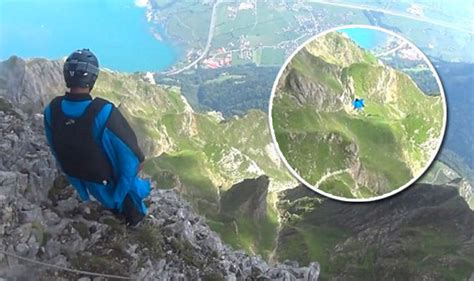 stomach flip this defying wingsuit stunt will make your stomach flip travel news travel
