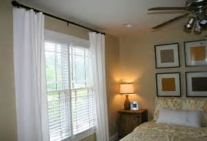 Guest Bedroom Curtains The Bozeman Bungalow Guest Bedroom Curtains
