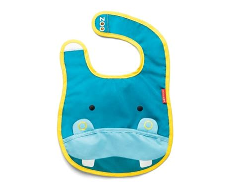 Skip Hop Zoo Tuck Away Bib Hippo 100 best images about the coolest bibs on