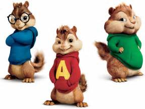 End Of Bed Tv Stand Alvin And The Chipmunks Franchise Tv Tropes