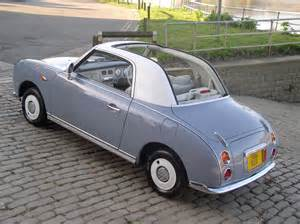 Nissan Figaro Classic Chrome Nissan Figaro 1991 H Grey