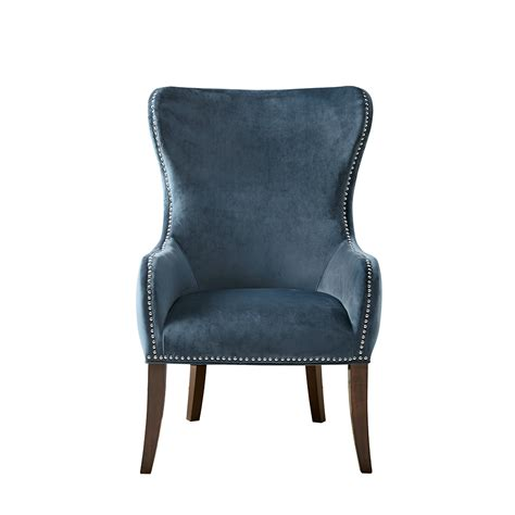 Tufted Accent Chair Park Hancock Button Tufted Back Accent Chair