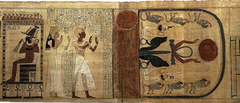 pictures of the book of the dead papyrus from the book of the dead of nedjmet 187 лондон и