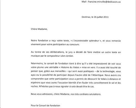 Exemple De Lettre Gagnant D Un Concours Sle Cover Letter Exemple De Lettre Gagnant D Un Concours