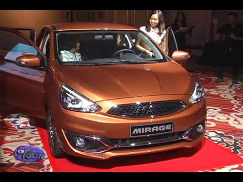 Daihatsu Setu mitsubishi mirage 2016 launch special feature