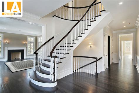 Room Stairs Design Living Room