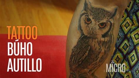tatuaje de b 250 ho autillo xaga tattoo youtube