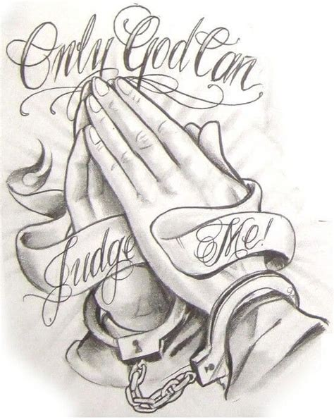 god is my judge tattoo design 25 only god can judge me ideas entertainmentmesh