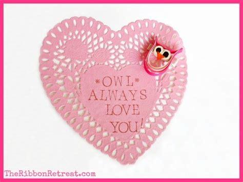valentine ribbon sculptures instructions owl ribbon scupture tutorial the ribbon retreat blog