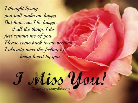 i miss you messages for boyfriend wordings and messages